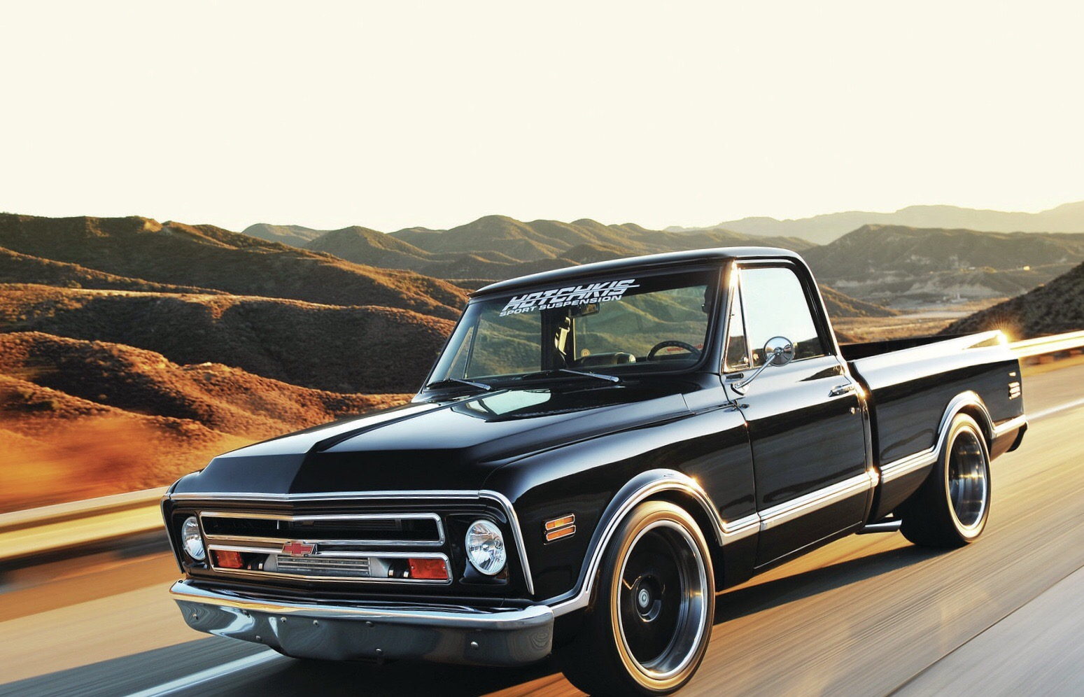 Img on 1968 Chevy C10 Pick Up